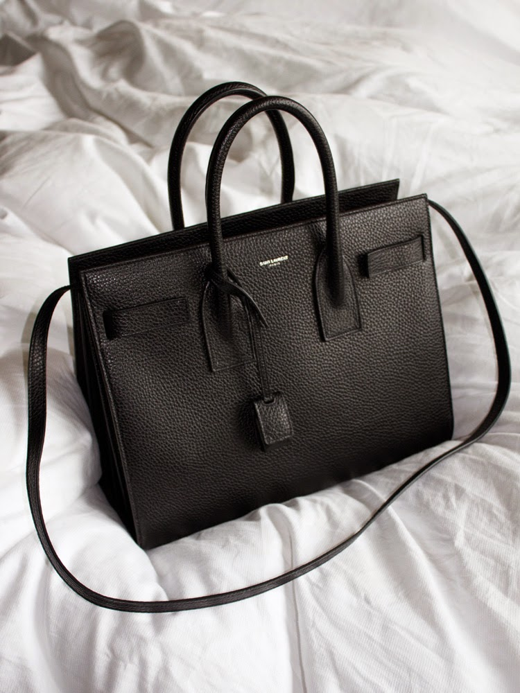 Sac de Jour bag - Black Saint Laurent
