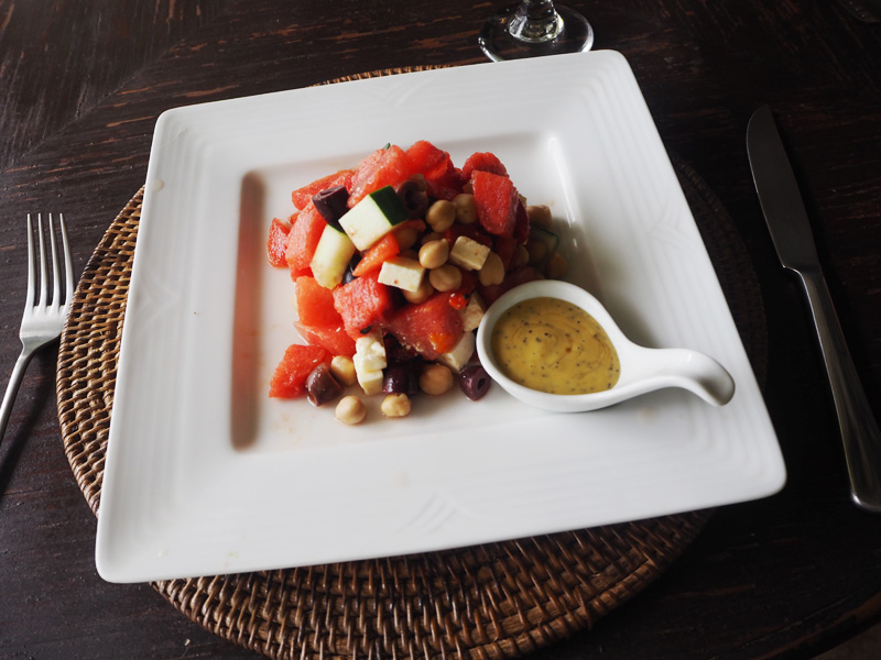 RosyCheeks-Blog-Costa-Rica-Latitude-10-restaurant-melon-salad