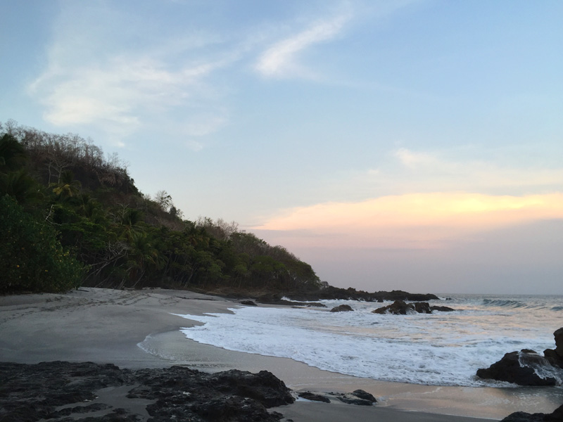 RosyCheeks-Blog-Costa-Rica-Montezuma-Beach-sunset