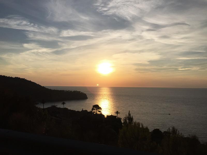 rosycheeks-deia-sunset