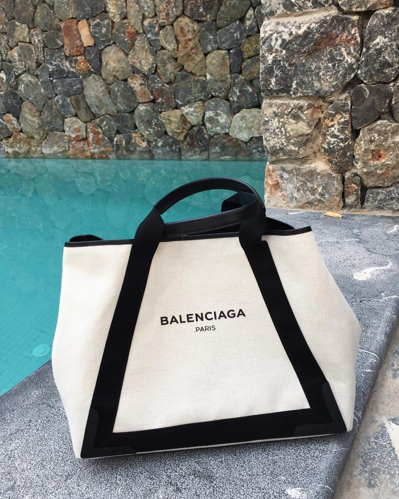 rosycheeks-mallorca-balenciaga-canvas-bag
