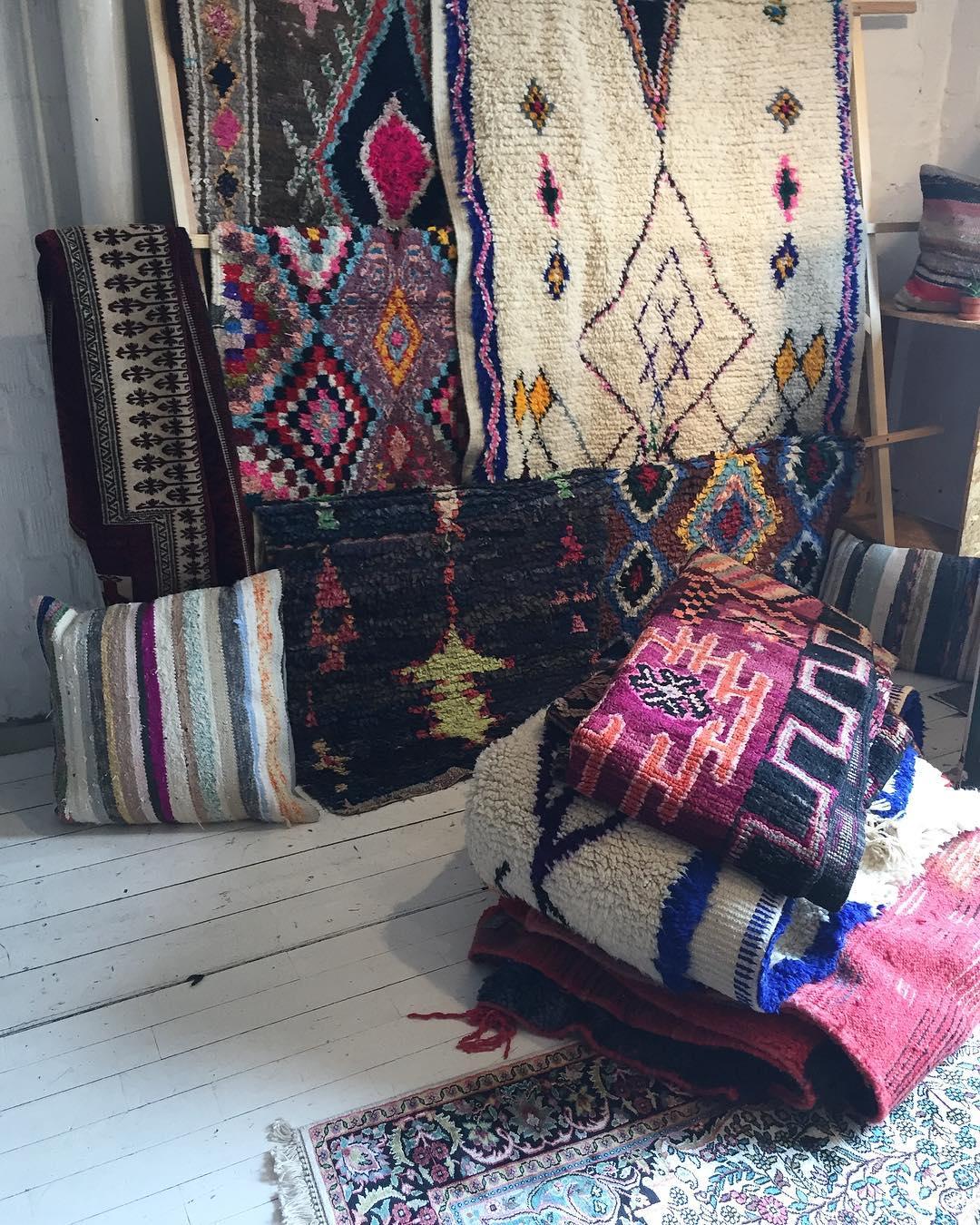 Heaven for rug lovers in Hamburg ontherugs ontherugs
