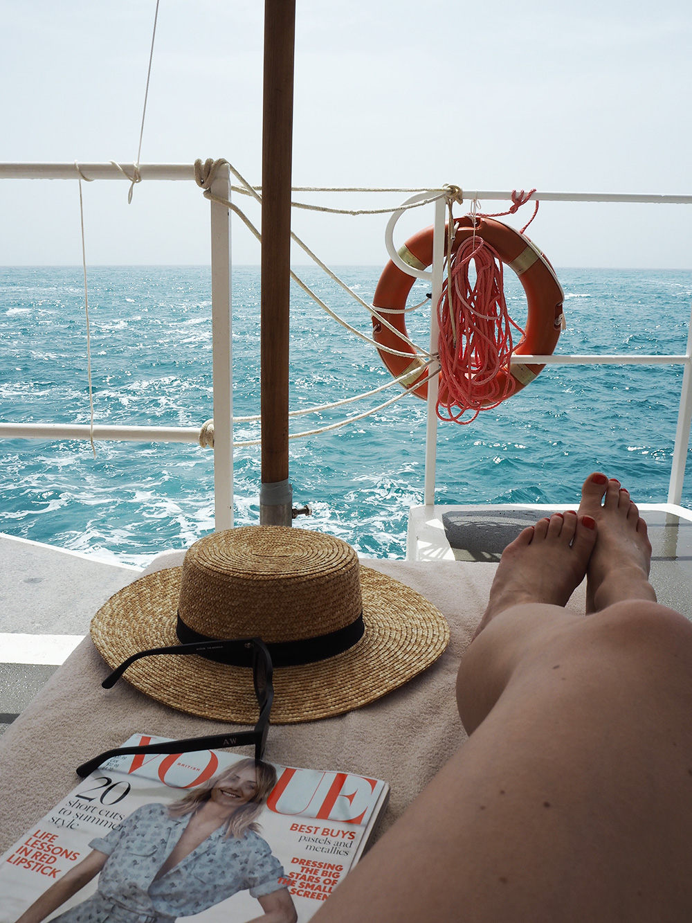 RosyCheeks-Amalfi-Hotel-Santa-Caterina-pool-time