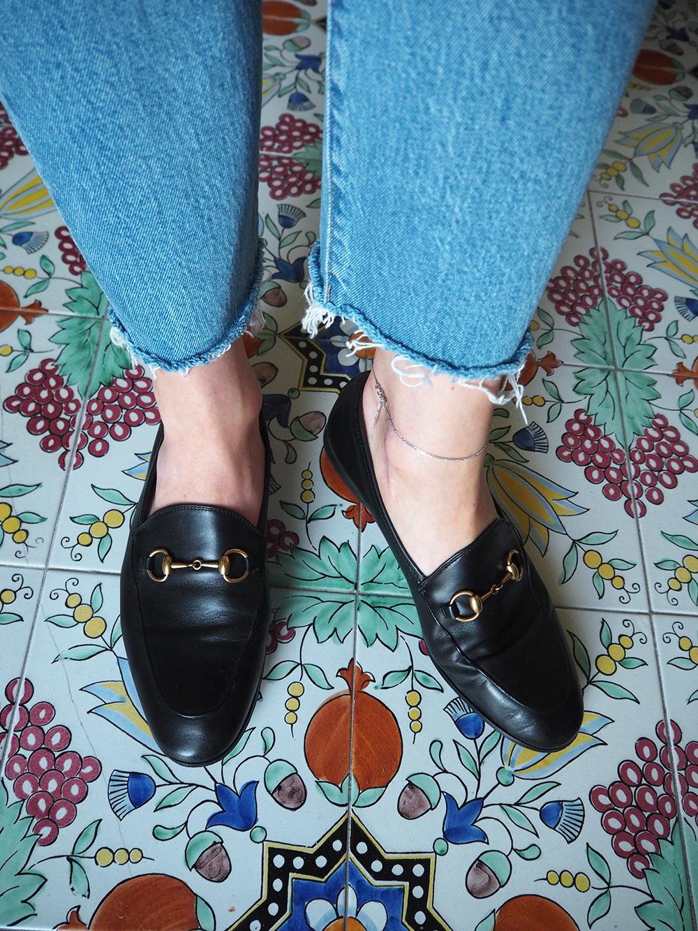 RosyCheeks-Amalfi-floor-gucci-loafer