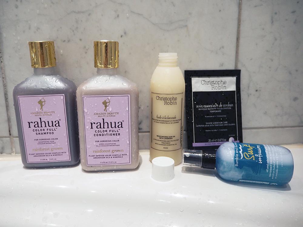 RosyCheeks-rahua-shampoo-christophe-robin-bumble-bumble