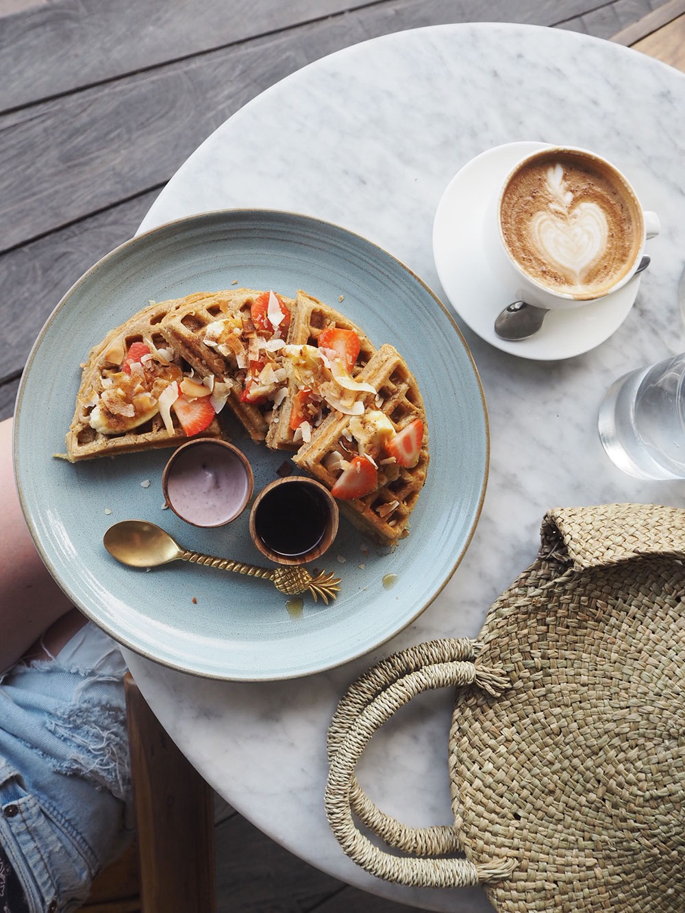 RosyCheeks-Bali-Canggu-The-Loft-vegan-Waffles