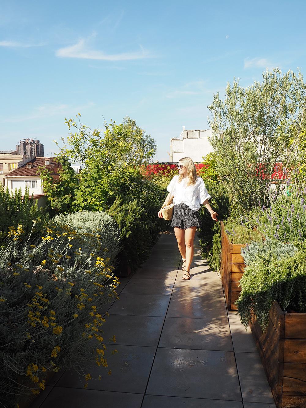 RosyCheeks-Barcelona-Casa-Bonay-garden