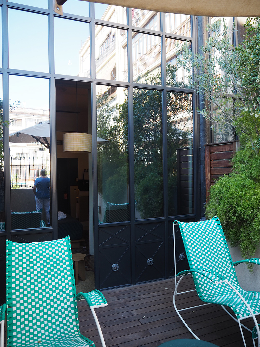 RosyCheeks-Barcelona-Casa-Bonay-private-terrace