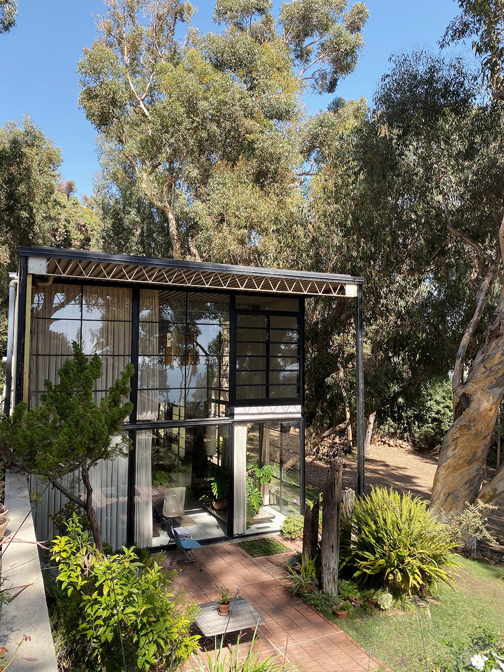 RosyCheeks-Blog-Eames-House-1