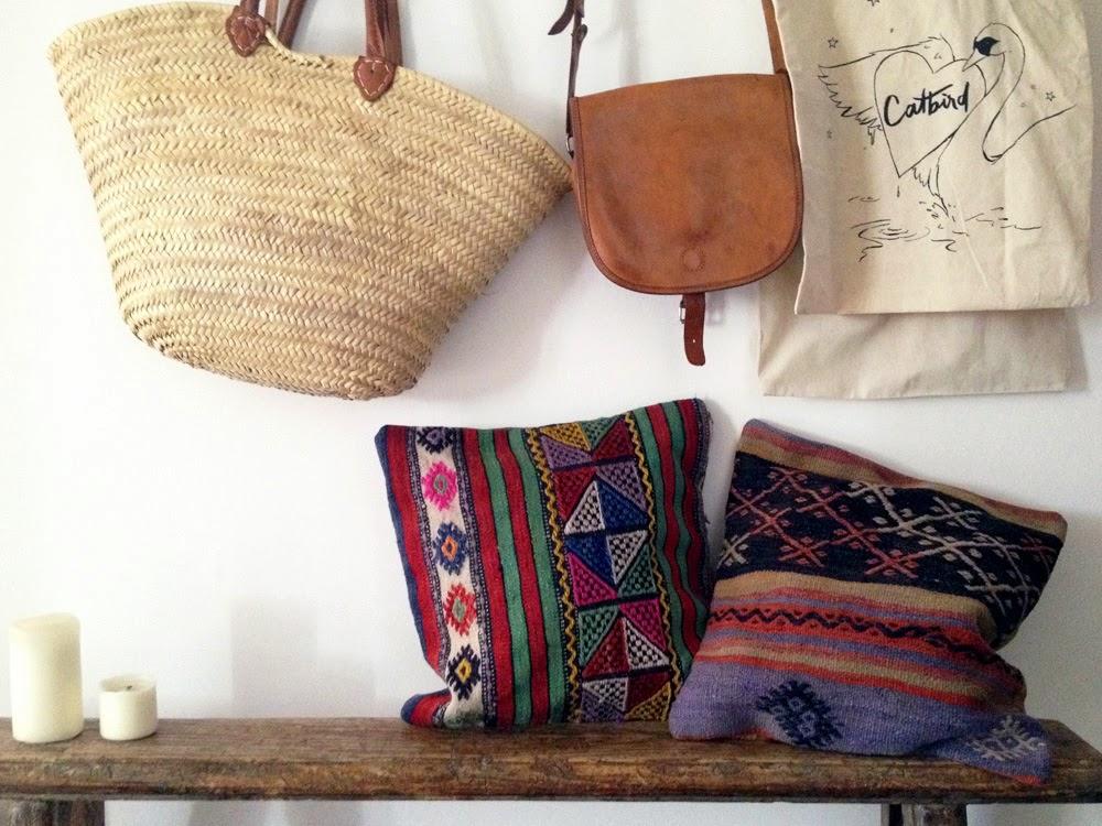 April-favourites-Kelim-cushions