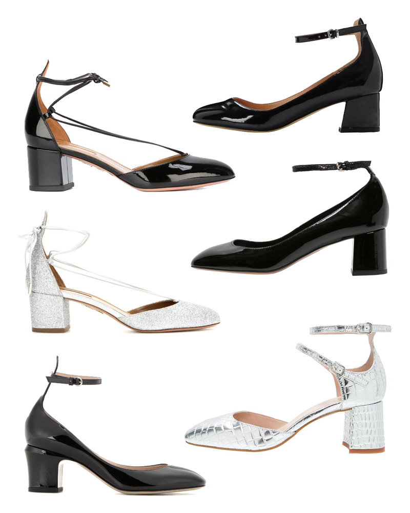 Pumps-patent-mary-janes-Aquazurra-valentino
